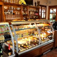 Kávézó - Fék Étterem Balatonakali